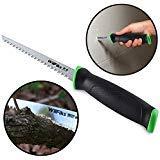 "WilFiks Razor Sharp 6.5"" Pro Jab Saw, Drywall Hand Saw, Perfect For Sawing, Trimming, Gardening, Pruning & Cutting..."