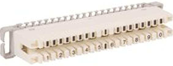 Dehn /& Söhne Trennleisten 907996 TL2 1010DA LSA für LSA-Technik