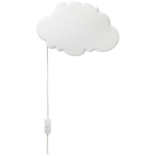 Ikea lámpara infantil de pared (Smila muchos diseños–Flor, Corazón, Estrella, Luna