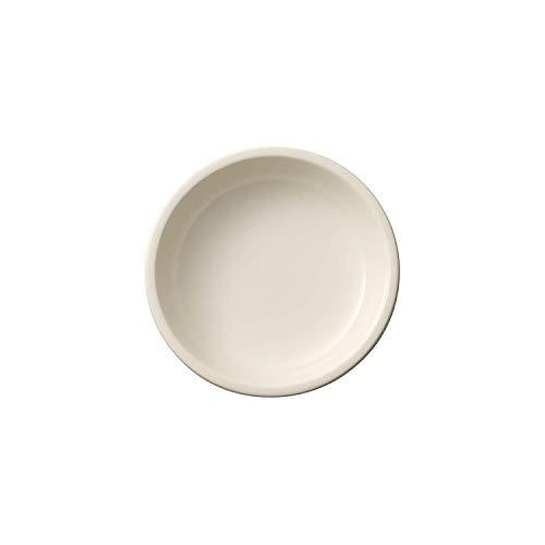 Villeroy & Boch Clever Cooking Plat de service rond, 12 cm, Porcelaine Premium, Blanc