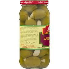 PACK Max 72% OFF OF 8 - Mezzetta Stuffed Garlic Olives 10 Tulsa Mall oz