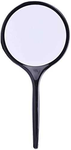 2X Vergrootglas Hand - 100Mm Vergrootglas met Antislip Zacht Handvat voor Lezen Ambachten Reparatie Vergrootglas