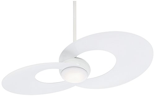 52' Innovation White LED Ceiling Fan