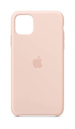 Apple Silikon Hülle (für iPhone 11 Pro Max) - Sandrosa - 6.5 Zoll