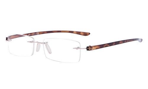 Eyekepper Piccolo Lenes senza montatura occhiali da lettura Uomo Donne +0.5