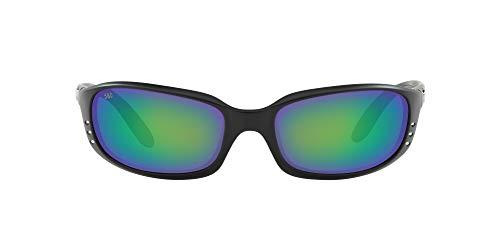 Costa Del Mar Men's Brine Oval Sunglasses, Matte...
