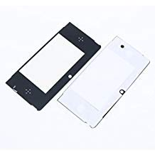 New Top Front LCD Screen Glass Lens Cover Replacement for Nintendo 3DS