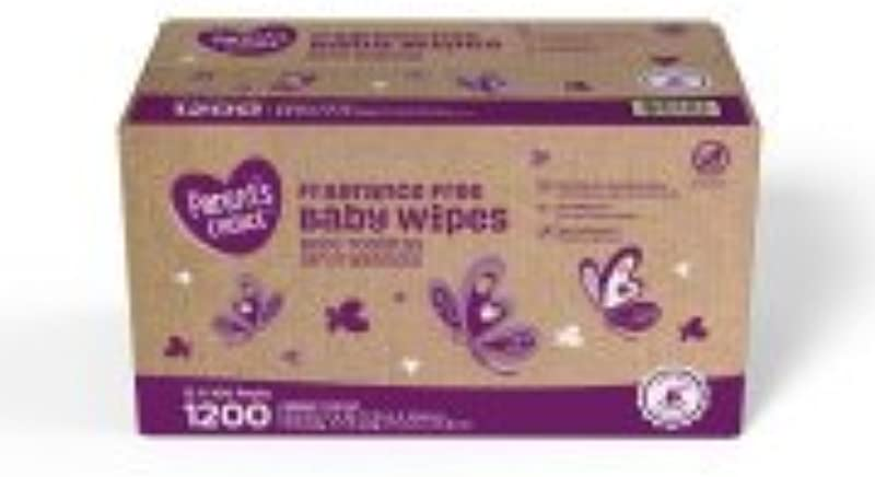 Parent S Choice Fragrance Free Baby Wipes 12 Packs Of 100 1200 Ct