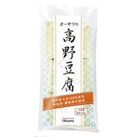 オーサワの高野豆腐 50g(6枚)×10袋セット