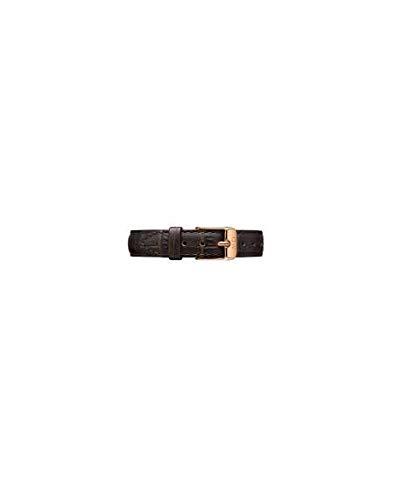 Daniel Wellington DW00200185, Cinturino Pelle, 12 mm