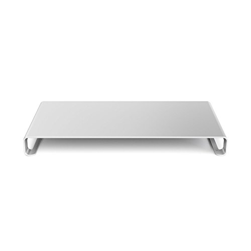 Desire2 View My Screen At Home Aluminium Riser Stand For iMac, Macbook, Laptop, Notebook and PC