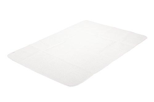 TAURO 24666 noppen matrasbeschermer | Pad ter bescherming van de matras | 120 x 200 cm