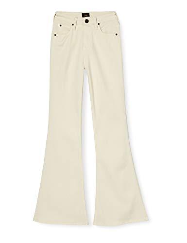 Lee Breese Jeans, Crudo, 28W x 31L para Mujer