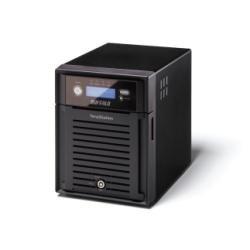 Buffalo TS-XE8.0TL/R5 TeraStation III ES NAS-System 8TB (8,9 cm (3,5 Zoll), 4-Bays, SATA, USB2.0)