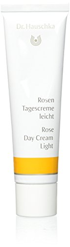 Dr. Hauschka Rosen dagcrème, licht, uniseks, rijke gezichtsverzorging, 30 ml, per stuk verpakt (1 x 48 g)