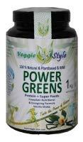 Veggie Style - Power Greens Gusto vaniglia