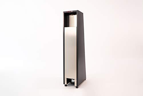 Dispensador de Gel a pedal , capacidad de 10 litros