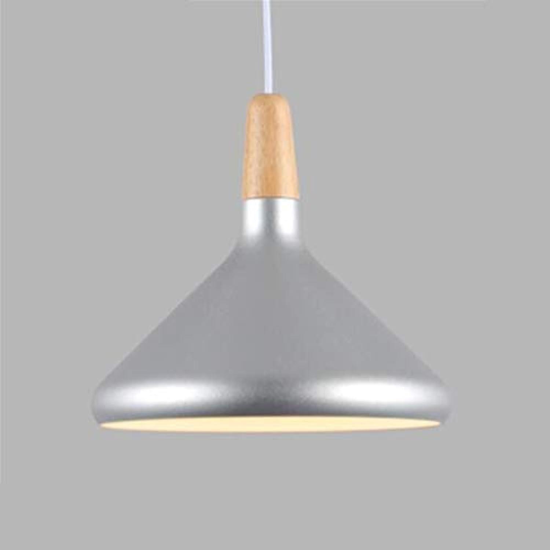 Kronleuchter Nordic Minimalistischen Bar Kronleuchter Silber Gast Restaurant Schlafzimmer Kreative Moderne Single-Head Japanischen Tisch Cafe Farbe Lampen