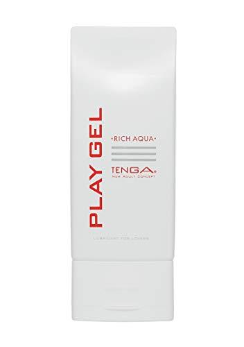 Tenga - Play Gel - Rich Aqua 150 ml, 1er Pack (1 x 150 ml)