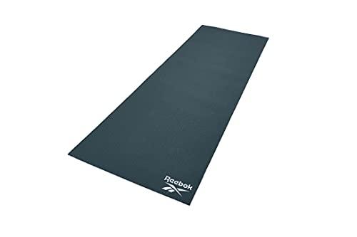 Reebok Esterilla de Yoga - Verde Oscuro, 4 mm