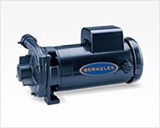 berkeley 3 hp pump