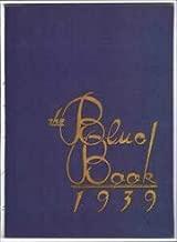 (Custom Reprint) Yearbook: 1939 Hyde Park High School - Blue Book Yearbook (Boston, MA)