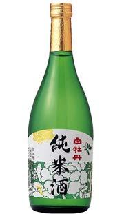 白牡丹酒造『白牡丹 純米酒』