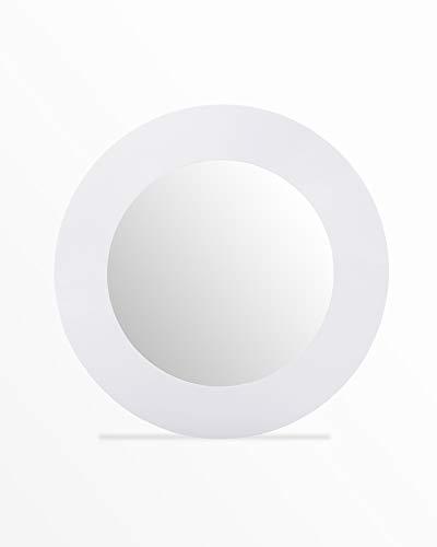 Whiteline Modern Living Modern Contemporary Occasional Emily Wall/Dresser Mirror White