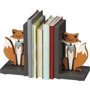 Primitives by Kathy Book Ends - Fox