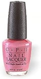 OPI Nail Lacquer, NLC13, Coca-cola Red, 15 ml