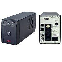APC Smart-UPS SC - SC620I - Unterbrechungsfreie Stromversorgung 620VA (Line Interactive, 4 Ausgänge IEC-C13, Shutdown Software)