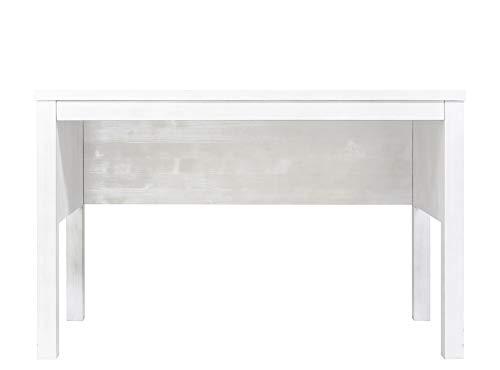 Bopita Schreibtisch, Wood, Weiß, One Size