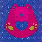 Shake It Up, Kitty! (Book and Rattle)