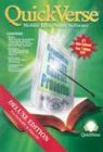 QuickVerse PDA Deluxe for Pocket PC and Palm OS: Complete Bible Study Software for Your PDA