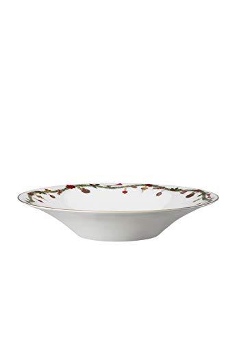 Hutschenreuther - Nora - Christmas - Teller tief, Suppenteller - Bone China - Ø 24 cm
