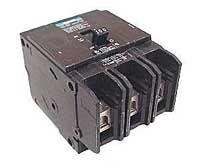 Siemens BQD320 20-Amp Three Pole 480Y/277V AC 14KAIC Bolt in Breaker for S1 and P1 Panelboards