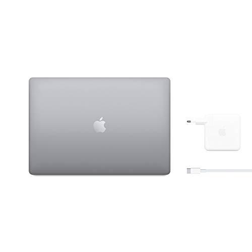 Nouvel Apple MacBook Pro (16Pouces, 16Go RAM, 512Go de Stockage) - Gris sidéral
