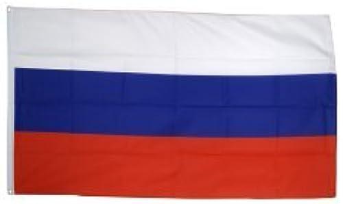 Digni Kit  10 drapeaux Russie 90 x 150 cm