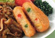 お得用 野菜コロッケ 約50g×20個 冷凍でお届け【コロッケ】(nh146826)