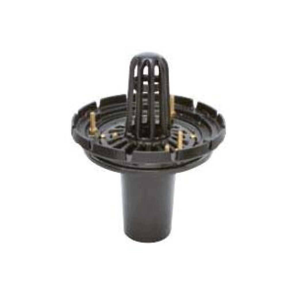 成人期礼儀セールカネソウ 鋳鉄製ルーフドレイン たて引き用 一般型 外断熱用 屋上用(呼称150) ESPW-3-150