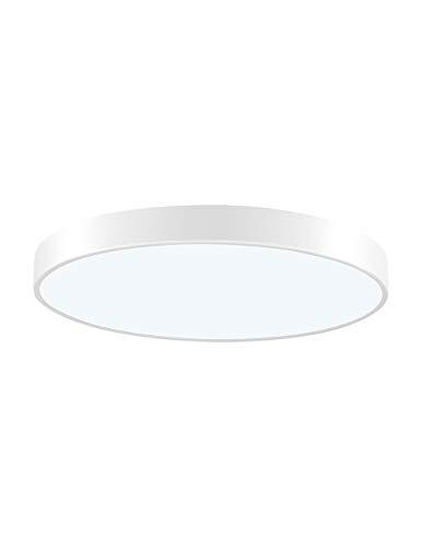 18W LED-Plafondverlichting Dimbaar Inbouw Plafondlamp Ø30cm Energiebesparend Plafondverlichting LED-Paneelverlichting voor Badkamer, Slaapkamer, Keuken, Woonkamer, Hal, Kantoor