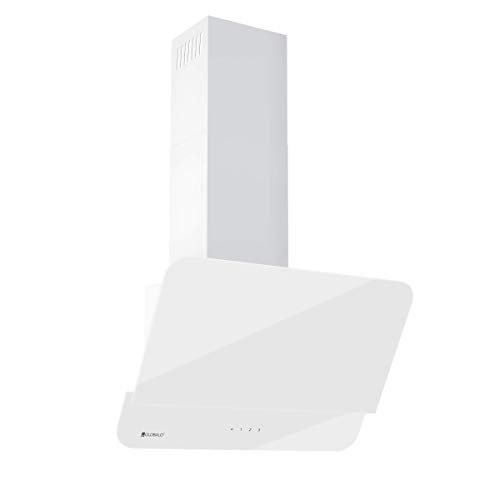 Campana extractora de pared Wrotma 60.1, color blanco