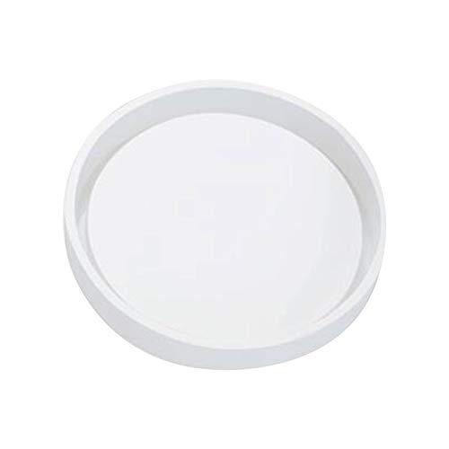KunmniZ Molde de silicona para manualidades con forma geométrica hexagonal, cuadrado, redondo, aislamiento térmico, para Pascua