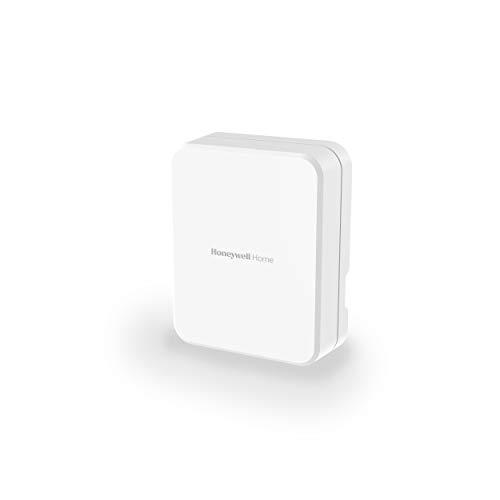 Honeywell Home Funk-Erweiterungssender für verdrahtete Klingelanlagen, weiß DCP917S