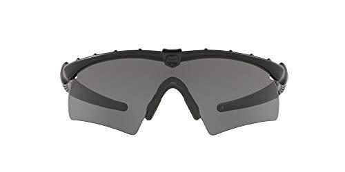 Oakley SI M Frame 2.0 Occhiali Nero con/ Lente Grigia 11-142