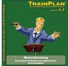TrainPlan, Seminarkonzepte auf CD-ROM 1.6, CD-ROMs : Rhetorik, 1 CD-ROM Enth. im MS-Word-Format 87 S. Skript, 47 Folien u. 50 Power-Point Folien