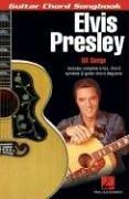 Elvis Presley: Guitar Chord Songbook (6 Inch. X 9 Inch.) (Guitar Chord Songbooks)