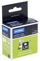 Best Price Square Multi-Purpose Labels White 13 X 24MM S0722530 by DYMO
