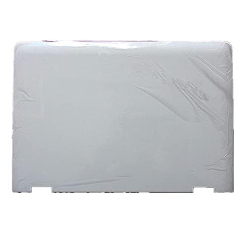 fqparts Cubierta Superior del portátil LCD para Lenovo ideapad Yoga 300-11IBR 300-11IBY Color Negro