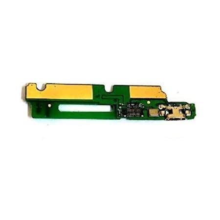 Shockware USB Charging Port Or Charging Board Dock Connector Charging Flex Cable Compatible with Gionee M5 Lite